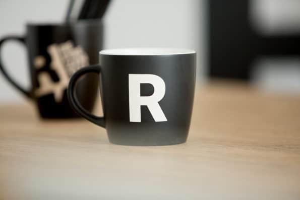 kubek ceramiczny do kawy