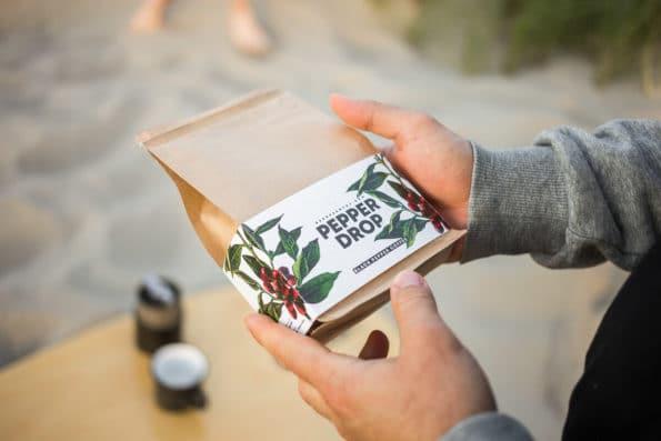kawa pepperdrop coffee