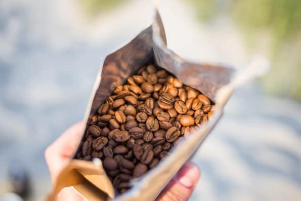 arabica pepperdrop coffee