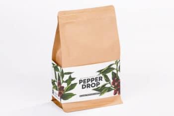 pepperdrop kawa arabica z kroplą pieprzu